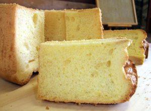 無添加 米粉シフォンケーキ