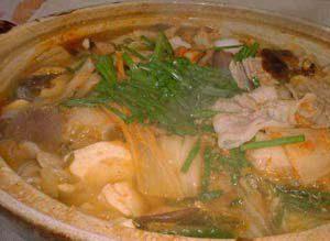 キムチ鍋セット